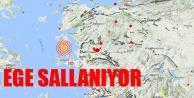 EGE BEŞİK GİBİ SALLANIYOR
