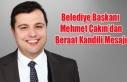 UŞAK BELEDİYE BAŞKANI MEHMET ÇAKIN'DAN BERAAT...