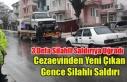 UŞAK'TA CEZAEVİNDEN YENİ ÇIKAN GENÇ 3 DEFA...