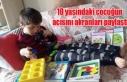 Yürüyemeyen 10 yaşındaki Buğrahan'a Sivas'tan...