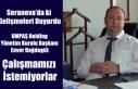 UMPAŞ HOLDİNG BAŞKANI ENVER DAĞDAGÜL: ÇALIŞMAMIZI...