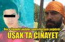 UŞAK'TA CİNAYET, ÖNCE BARIŞ YEMEĞİ YEDİLER,...