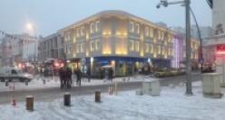 Uşak'ta Kar Yağışı