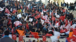 AK Parti Uşak Aday tanıtım töreni