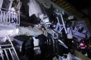 Elazığ da deprem