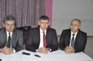 Metin Feyzioğlu Uşak Paneli