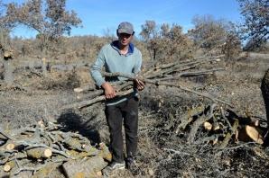 Odun Kömür İşçilerinin Kış mESAİSİ
