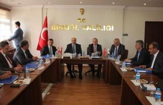 Fka Yönetim Kurulu Toplantısı Bingöl'de Yapıldı