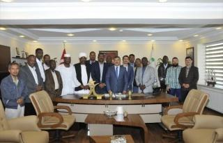 Darıca Sudanlı Misafirleri Ağırladı