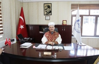 Mardin Müftüsü Coşkun'dan Hicri Yılbaşı Açıklaması