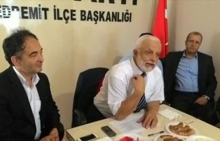 Hüseyin Kansu AK Parti Edremit İlçe Teşkilatını...