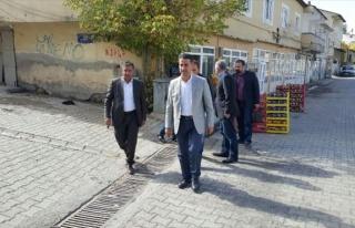 HDP'li Yıldırım'dan Esnafa Ziyaret
