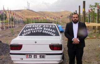 Böyle Erdoğan Sevgisi Görülmedi