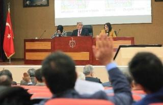 Büyükşehir Ekim Ayı Meclisinde 107 Madde Görüşecek