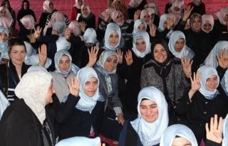 """Zehra Taşkesenlioğlu: """"AK Parti Kanayan Yaraları..."""