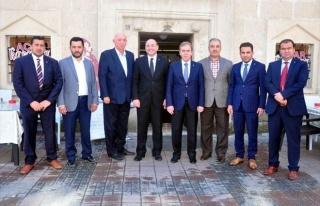 MÜSİAD, Milletvekilleri Ve AK Partili Yöneticilerle...