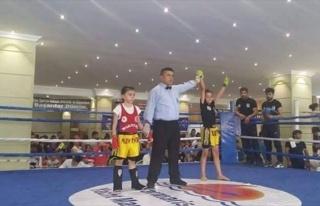 Muay Thai Takımı Hatay'a Dereceyle Döndü