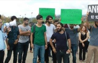 Nazilli'deki Terör Eyleminde Gerginlik Yaşandı