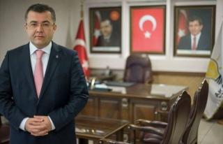 """İl Başkanı Keskin: """"Yeni Hicri Yılımız Mübarek..."""