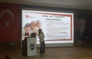 Kars Belediyesi'nde Oryantasyon Eğitimlerinin 1....