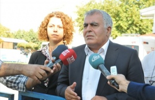 HDP'li Eski Bakan Müslüm Doğan: