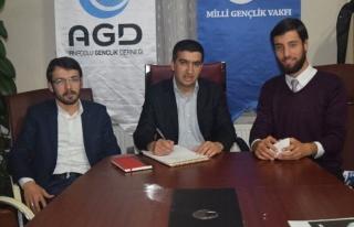 AGD Kayseri Ahiliğin Önemine Vurgu Yaptı