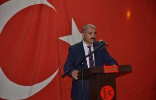 MHP Talas İlçe Başkanı Mehmet Akbulut: