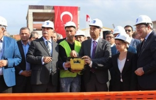 Türkiye'nin İlk 'Yeşil' Yerel Yönetim Binasının...