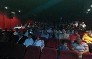 Fethiye'de Ülkü Ocakları 'Kafes' Filmi İzledi