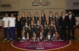 Edirne Belediyesi Edirnespor Çeyrek Finalde