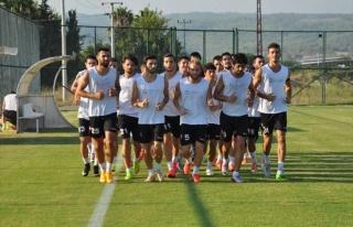 Manavgatspor'da Dersim Hazırlıkları