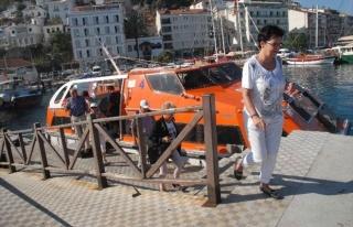 İskele Olmayınca Turistler Filikalarla Taşınıyor