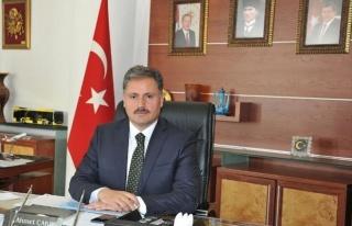 Başkan Çakır'dan Muharrem Ayı Mesajı