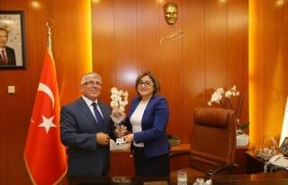 Türkiye Sakatlar Derneği Şube Başkanlarından...