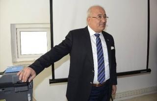 Erdemli'de Muhtarlara Bilgisayar Eğitimi Verildi