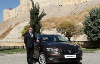 Fiat Egea Güneydoğu Anadolu Lansmanı Gaziantep'te...