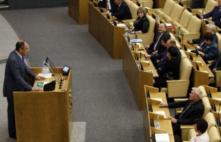 """Rus Bakan Lavrov: """"ABD, Yetkililerini Suriye Konusunu..."""