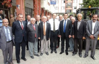 MHP Malatya Milletvekili Adayı Şinasi Kazancıoğlu;