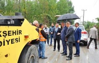 """Başkan Yılmaz: """"Köy Yollarımız Türkiye'ye..."""