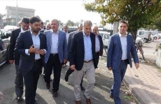AK Parti Milletvekili Kaleli Seçim Çalışmalarını...