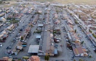 Aksara'da Sanayi Sitesinin Projesi Tamamlandı