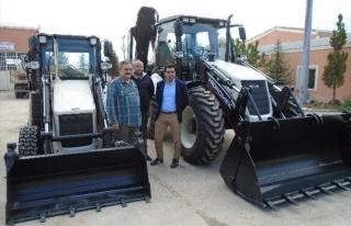 Bilecik Belediyesi Araç Filosuna İki Yeni İş Makinesi...