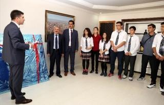 Duyarlı Okula Masa Tenisi Ödülü