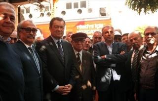 Yozgat Bağımsız Milletvekili Adayı Kayalar'a...