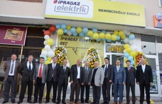 Erzurumlular Artık Elektrik İhtiyacını İpragaz...