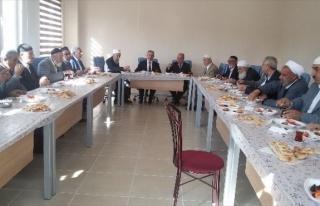 Muş'ta Emekli Din Görevlileri Toplantısı