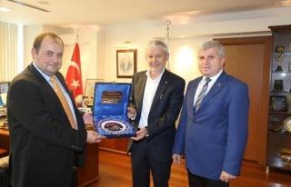 Bulgaristan-türkmenistan Ticaret Ve Sanayi Odası'ndan...