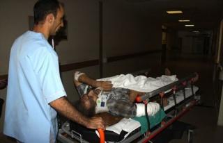 Asansörün Altında Kalan 2 İşçi Yaralandı