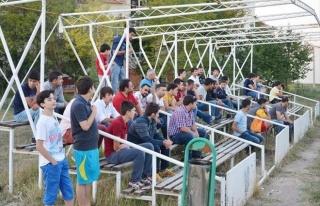 Seyitgazi Belediyesi Futbol Turnuvası Başladı