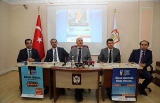 Sivas Kitap Günlerinin Tanıtım Toplantısı Yapıldı